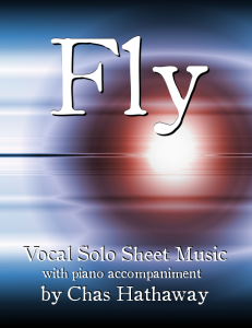 Fly Sheet Music Cover