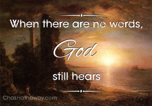 God Still Hears