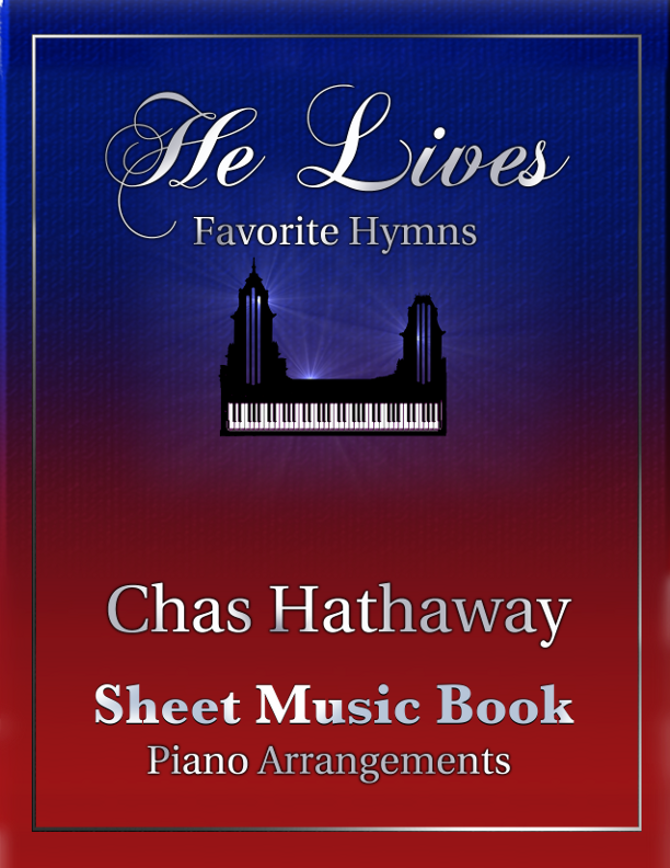 He Lives Sheet Music Book