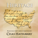 Heritage Sheet Music Book